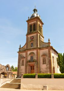 Eglise de Waldwisse