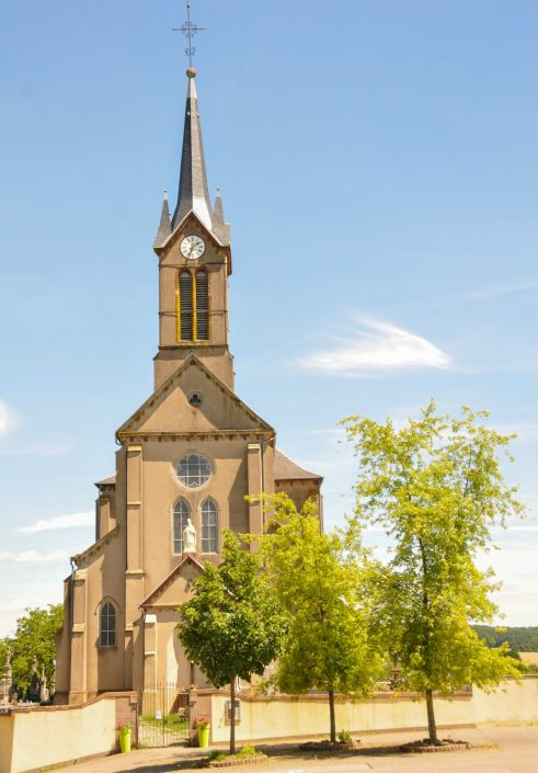 Eglise de Flastroff