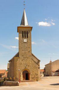 Eglise de Kirschnaumen