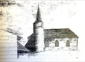 Ancienne église de Halstroff