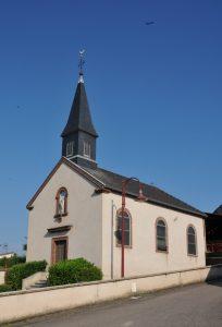 Bizing Chapelle Immaculée Conception : paroisse d'Halstroff