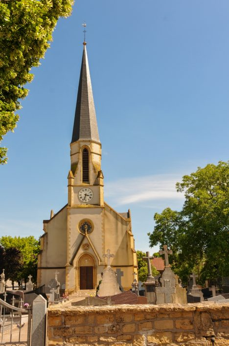 Eglise de Kerling
