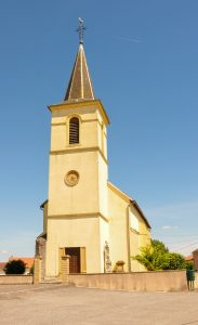 Eglise de Laumesfeld