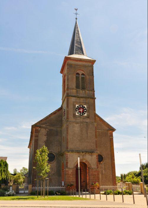 Eglise de Waldweistroff