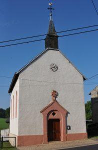 Betting Chapelle Notre-Dame-du-Perpétuel-Secours : paroisse de Waldwisse