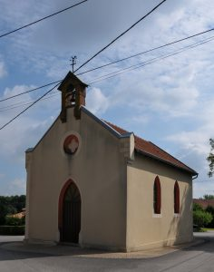Calembourg Chapelle de la Trinité : paroisse de Laumesfeld