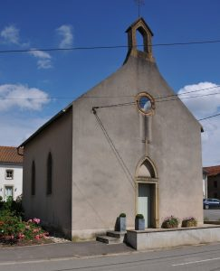 Freching Chapelle Saint-Joseph : paroisse de Kerling