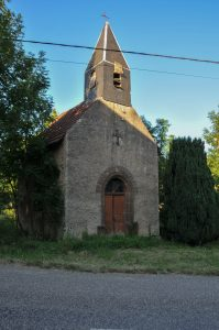 Gongelfang Chapelle Saint-Marc : paroisse de Waldwisse