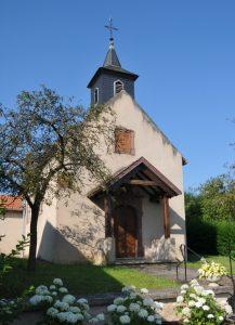 Grindorff Chapelle Saint-Isidore : paroisse de Halstroff