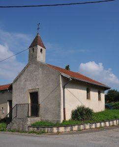 Hargarten Chapelle Saint Jean-Baptiste : paroisse de Waldweistroff