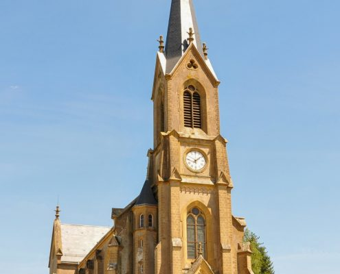 Eglise d'Halstroff